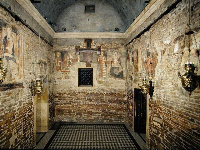 Loreto la leggenda e la storia della santa casa for 1 casa di storia